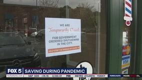 Ways to save during the coronavirus pandemic
