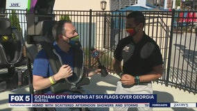 Six Flags Over Georgia welcomes back public…and new villains