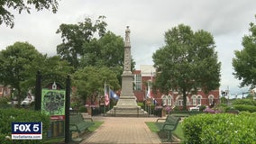McDonough Confederate memorial to be removed