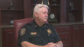 Candid remarks about George Floyd's death draw praise for Woodstock Police Chief
