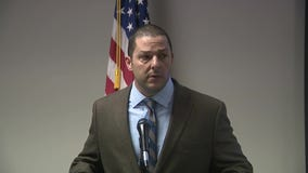 Press conference regarding suspects in death of 8-year-old girl