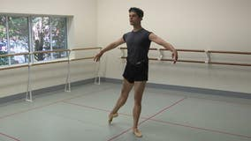 Atlanta Ballet dancers add distance to training