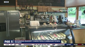 Booming bakery sweetening Cabbagetown