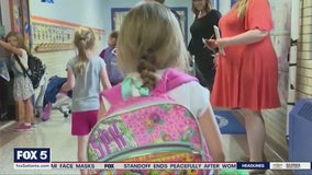 Gwinnett County Public Schools representative answers questions about back to school plans