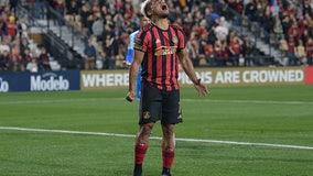 Martinez placed on season-ending injury list; club signs new striker