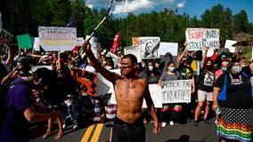Trump plans fiery Rushmore rally amid coronavirus threat, protests