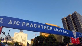 Atlanta Track Club urges runners to avoid Peachtree route July 4