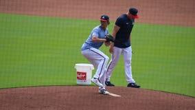 Braves' Hamels says shoulder feels strong after long layoff
