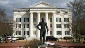 Jackson, Mississippi city council votes to remove statue of namesake, Andrew Jackson
