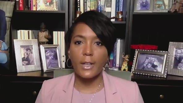 Atlanta mayor says COVID-19 cases rising at 'alarming' rate