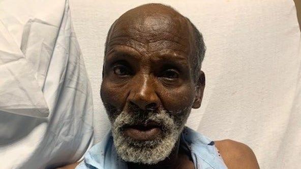 DeKalb County police need help identifying this elderly man