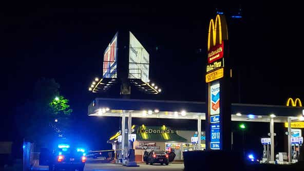 Police: Teenage McDonald's employee hit by car during argument with customer