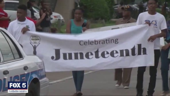 Fulton County Government will recognize Juneteenth as paid employee holiday instead of Columbus Day