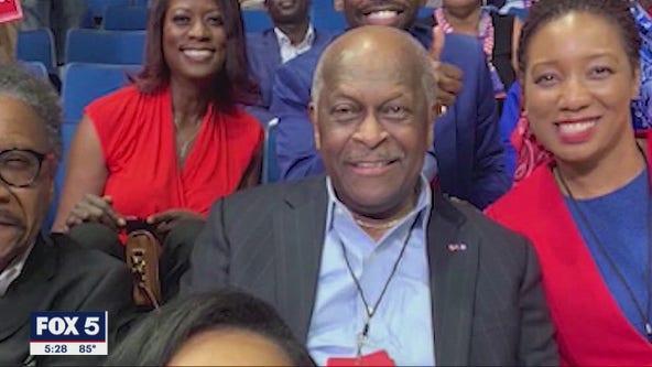 Conservative radio personality and businessman Herman Cain dies of coronavirus