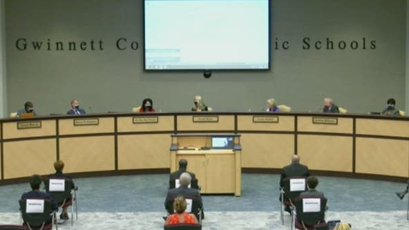 Gwinnett County School Board 'hot mic' comment causes concern