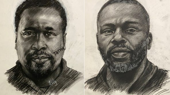Atlanta police searching for 2 armed robbery suspects