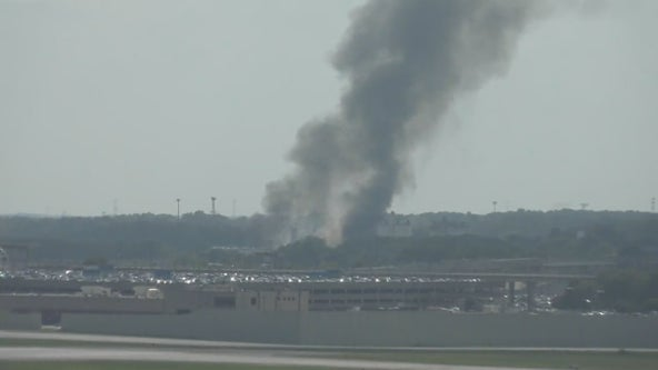 Fire at custom chemical facility in College Park