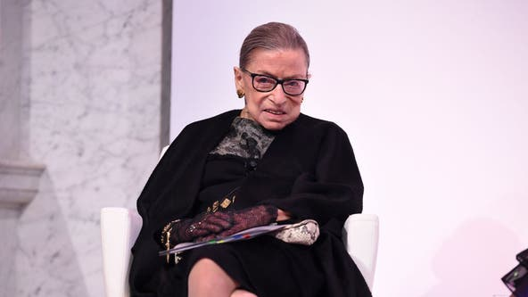 Justice Ruth Bader Ginsburg says cancer has returned, but she won't retire