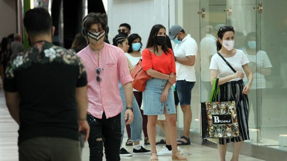 East Point requiring face masks be worn in public