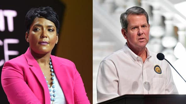 Georgia governor sues Atlanta mayor, city council over mask mandate