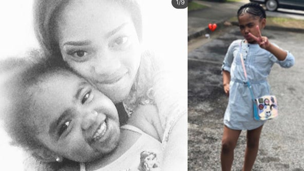 Mother struggles a month after the shooting death of her 8-year-old daughter