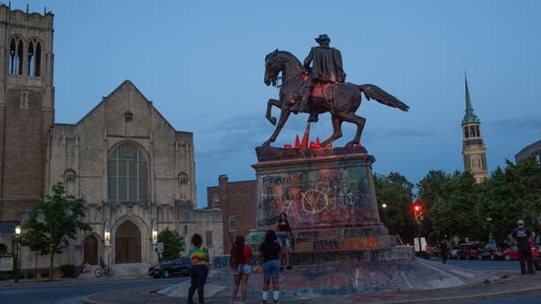 Richmond removing statue of Confederate JEB Stuart