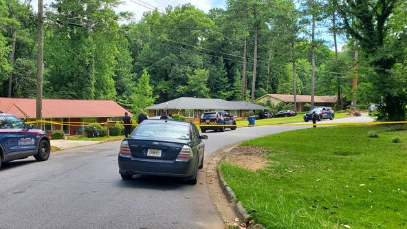 Police: Toddler shot in the head in southwest Atlanta