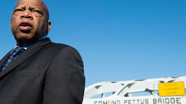 Push to rename Edmund Pettus Bridge after John Lewis grows after his death