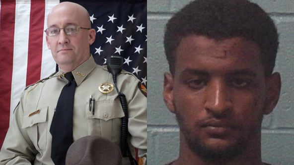 Lawrenceville man charged in crash that killed Georgia deputy