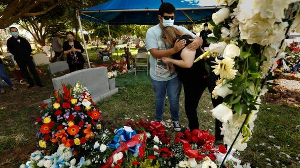 US coronavirus deaths surpass 150,000, according to Johns Hopkins