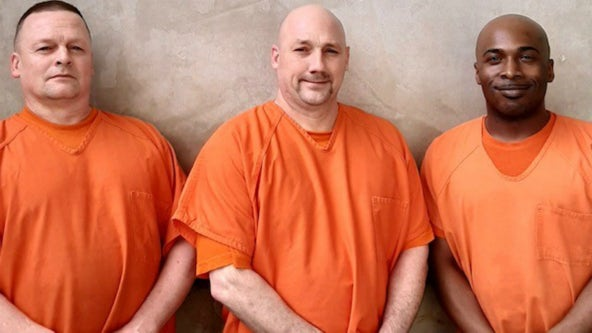 Georgia inmates praised after saving deputy's life