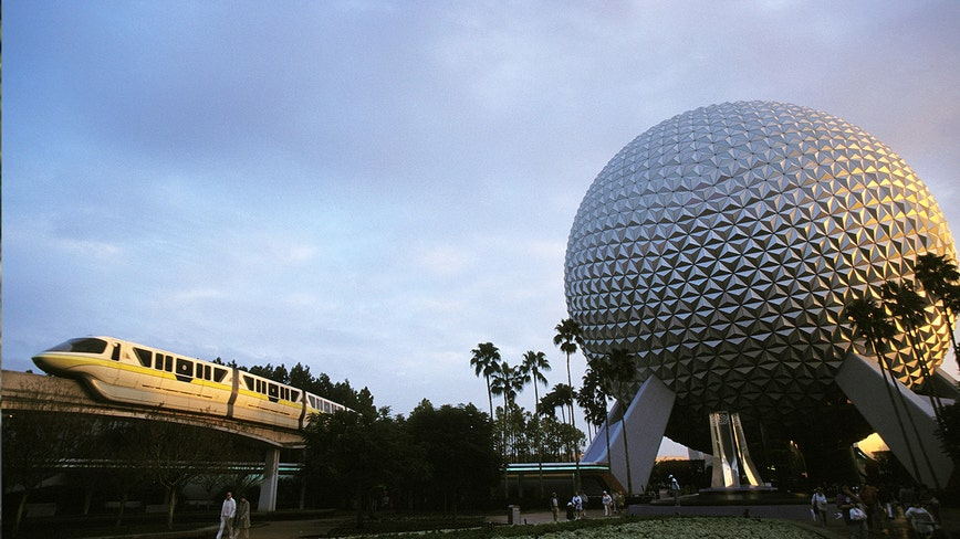 Georgia mom brought guns, marijuana in diaper bag to Disney's Epcot, deputies say