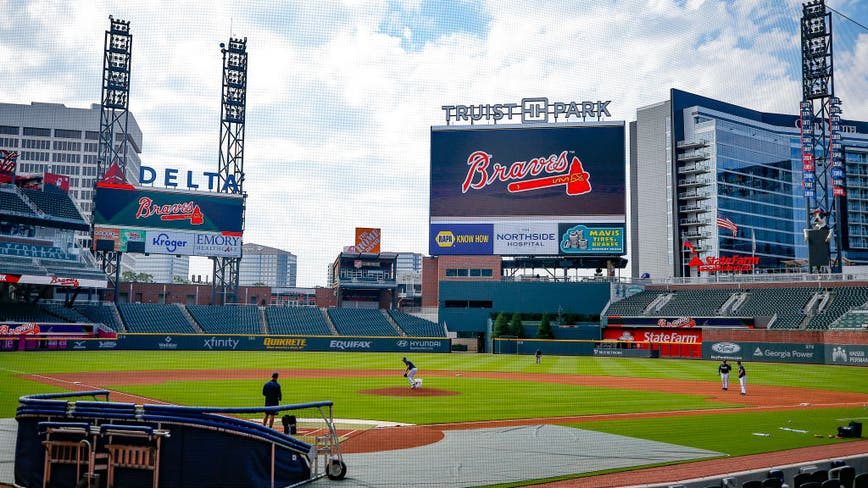 Braves' 2020 season schedule out now