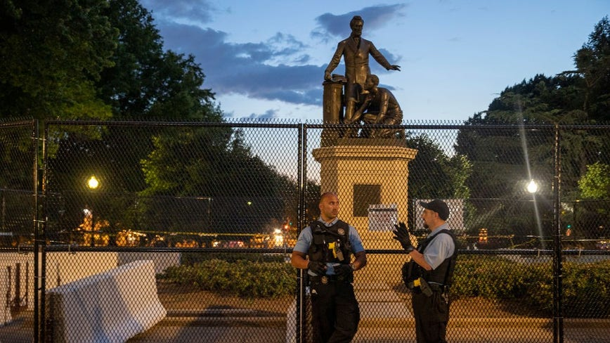 Homeland Security gets new role under Trump monument order