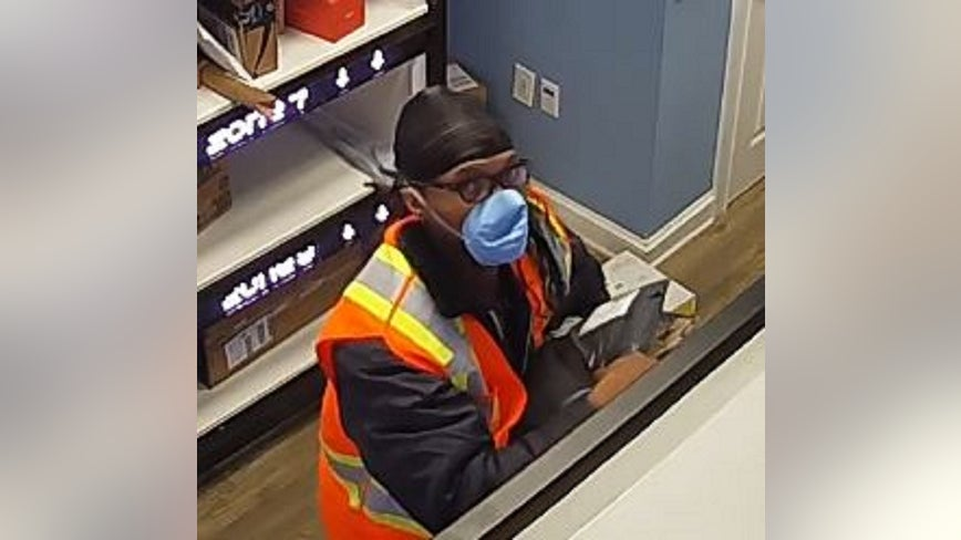Police: 4 wanted for questioning in DeKalb County apartment mailroom theft