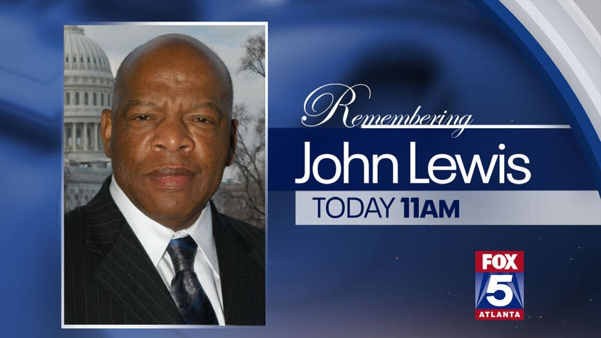'Good troublemaker' Rep. John Lewis to be laid to rest in Atlanta