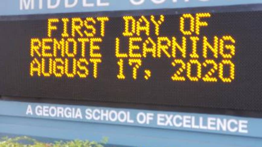 Cobb County parents will protest over plans for back to school