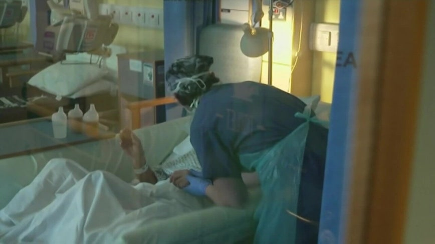 Georgia COVID-19 hospitalizations surge, breaking new records
