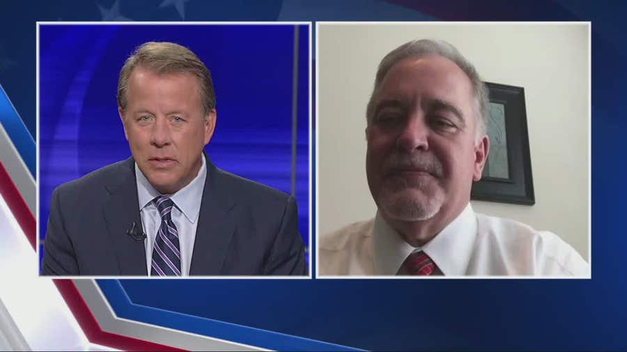Full interview with Georgia Schools Superintendent