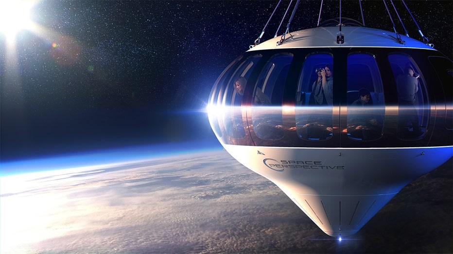 space balloon 2