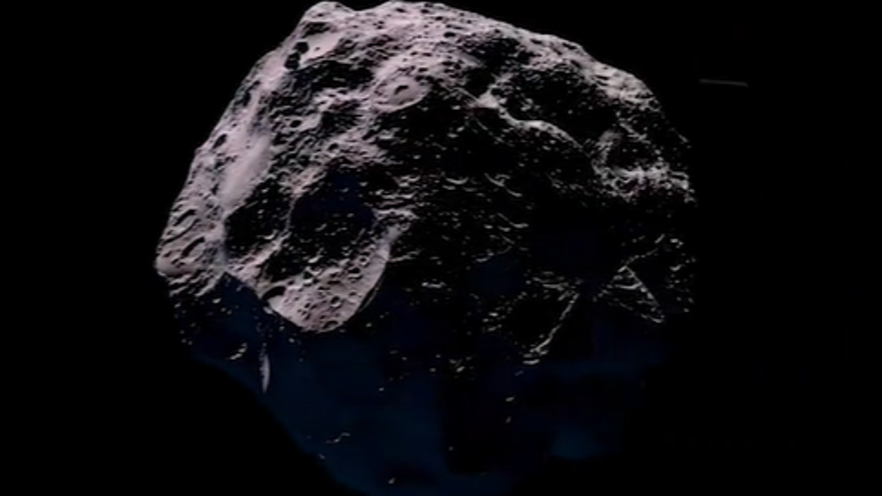 Asteroid headed for Earth the day before Election Day - FOX 5 Atlanta