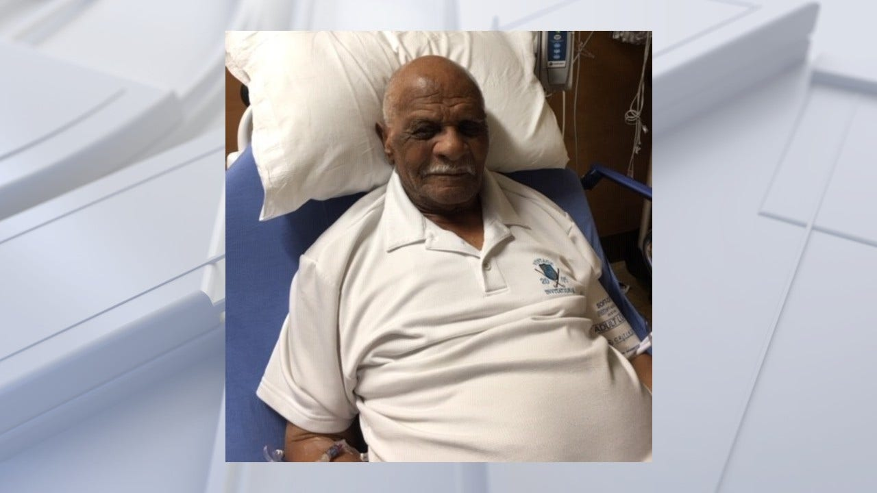 100-year-old Marine Corps veteran survives COVID-19 in Central...