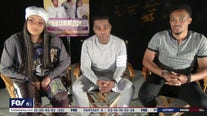 Kirk Franklin, Jonathan McReynolds and Koryn Hawthorne on Good Day Atlanta