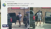 Cam Newton photo goes viral