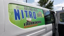 Metro Atlanta man takes coffee business on the road