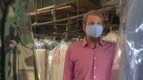 Historic launder on brink of closing, as dry cleaners' business nationwide is drying up
