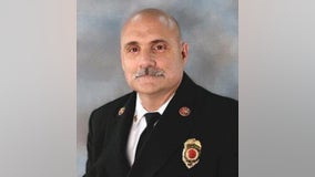 Roswell fire chief in ICU, suffering from COVID-19, according to post