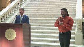 Gov. Kemp defends Georgia's handling of coronavirus