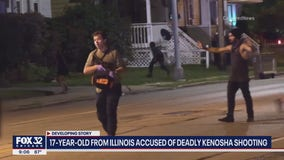 Illinois teen charged in Kenosha shooting that killed 2, wounded 1