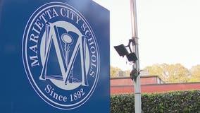 Marietta students, staff return to class with masks optional